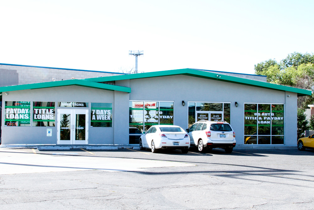 Payday Loans in Mound House, NV